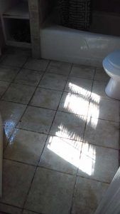 Bathroom Tile & Grout in Lake Norman, North Carolina