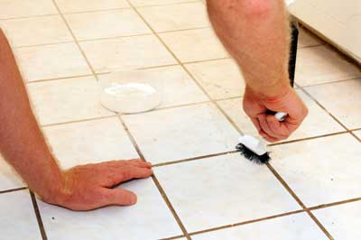 Kitchen Floor Cleaning In Lake Norman, North Carolina